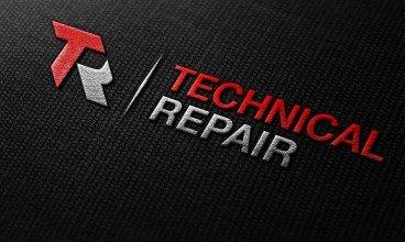 Technical Repair Branding
