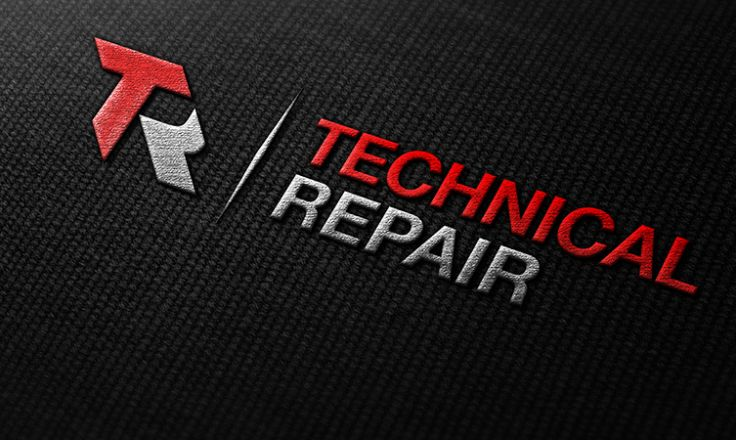 Technical Repair Branding