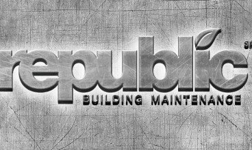 Republic Building Maintenance Branding